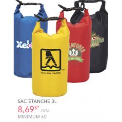 Waterproof bag 3L