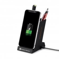 TOBI 2-in-1 Pen Holder / Wireless Charger