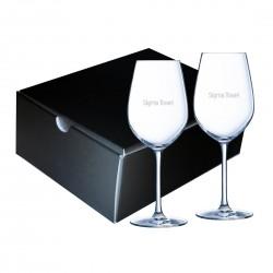 Grand Vin Tulip 16.5oz / Set of 2 in Gift Box