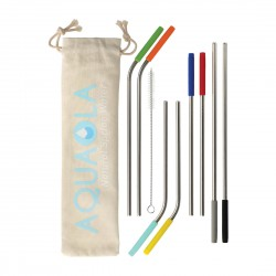 Reusable Straws Kit