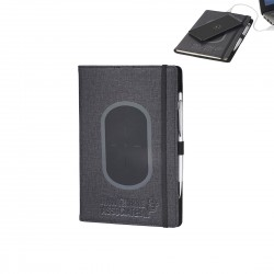 Walton JournalBook with pen and wireless charger kit