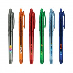 Aqua Gel - Recycled P.E.T Plastic Pen - ColorJet