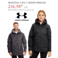 Manteau 3-en-1 Under Armour - Femme