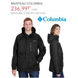 Manteau Columbia - Femme