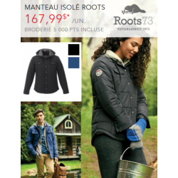 Men's Roots73 Swiftrapids Insulated Jacket