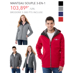 Men's Arlington 3-in-1 Jacket