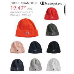 Tuque Champion