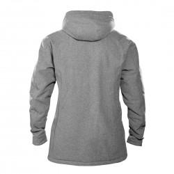 Men's Heavyweight Flannel Stadium Jacket w/ tear-away hood