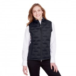 North End Ladies' Loft Pioneer Hybrid Vest