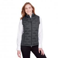 North End Ladies' Loft Pioneer Hybrid Vest