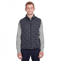 North End Men's Loft Pioneer Hybrid Vest