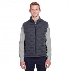 North End Men's Loft Pioneer Hybrid Vest