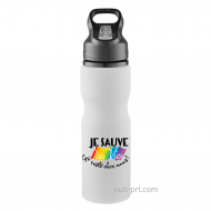 I'm Saving Lives - Sports Bottle 28 oz