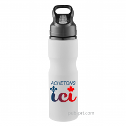 Buy Local - Sports Bottle 28 oz