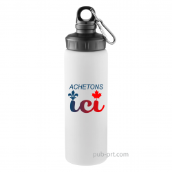 Buy Local - Sports Bottle 25 oz