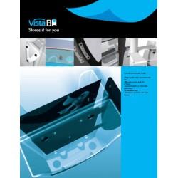 Vista BH - Brochure Holder System