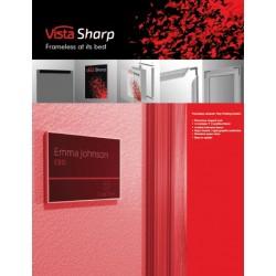 Vista SHARP - Frameless System