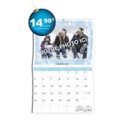 Photo calendar 12-months